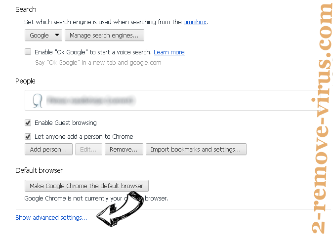 UniversalToolSearch Chrome settings more