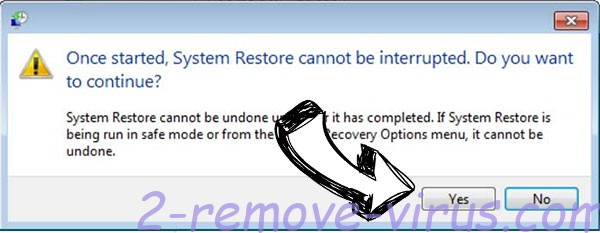 .VIPxxx file virus removal - restore message