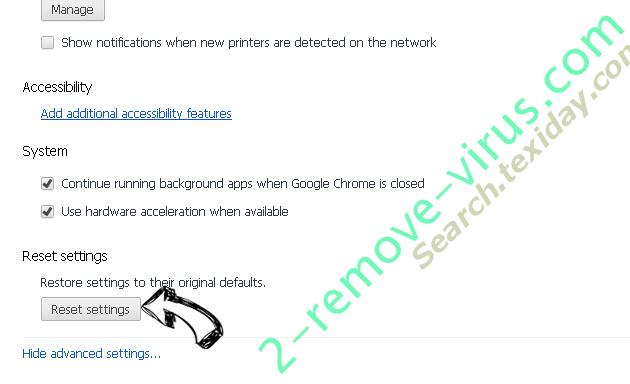 ScoreardResearch.com Chrome advanced menu