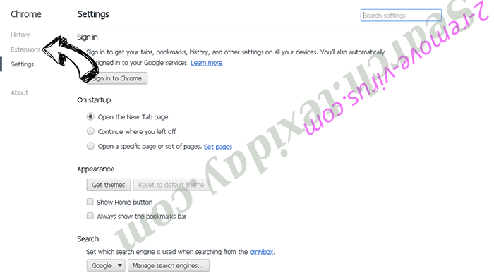 ScoreardResearch.com Chrome settings