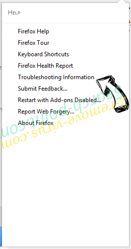 Search.hr Firefox troubleshooting