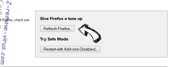 Cerber Ransomware Firefox reset
