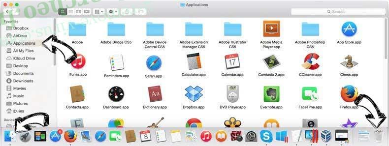 Mycoolnewz.com Ads removal from MAC OS X