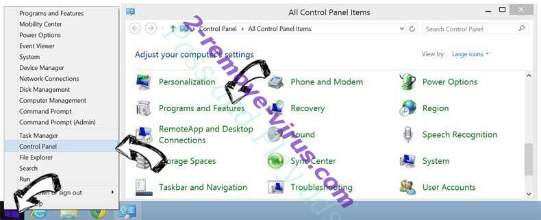Delete Local Classified Ads from Windows 8