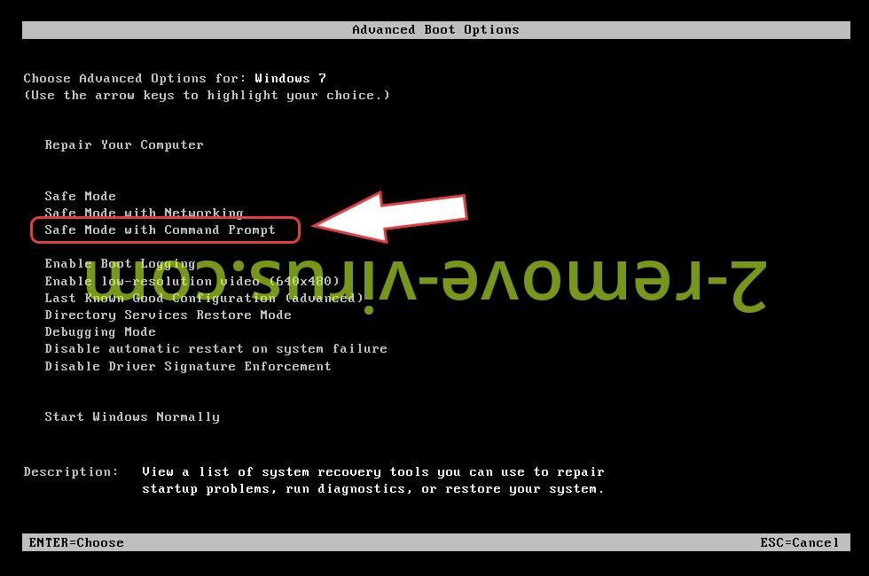 Remove Nuke File Locker - boot options