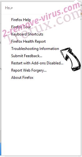 Leddolettitor.info Firefox troubleshooting