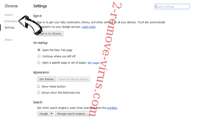 myhelpfuldownloads[.]com Chrome settings