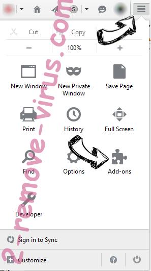 Unhadrenronre.pro Firefox add ons