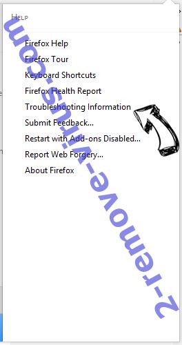 Unhadrenronre.pro Firefox troubleshooting