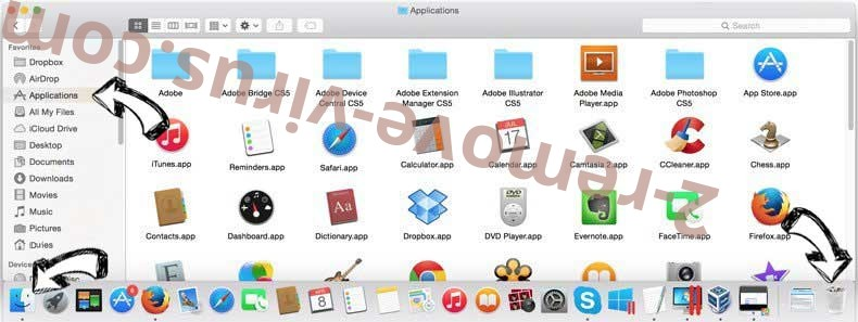CompuClever PC TuneUp Pro removal from MAC OS X