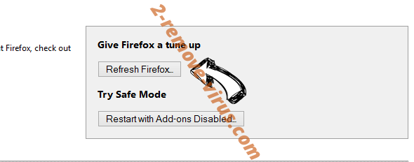 TabApp from MAC Firefox reset