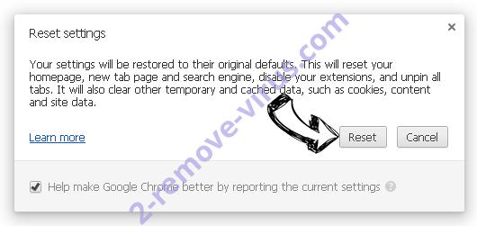 Survey.9720.ws Chrome reset
