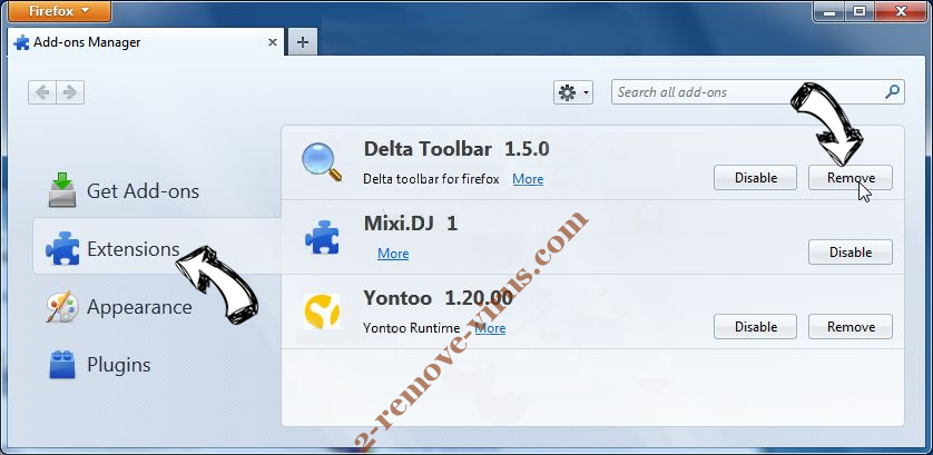 NetAdapterCx.sys Firefox extensions