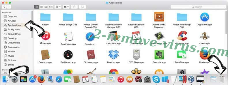 Windows Manger Protect removal from MAC OS X