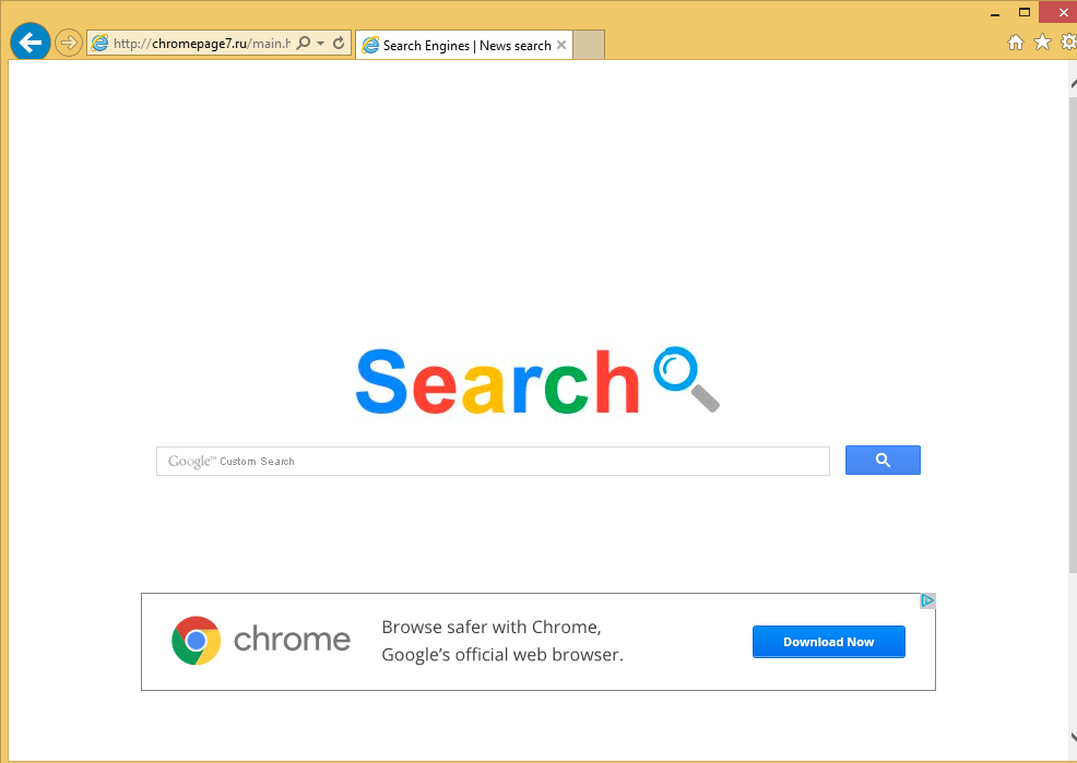 Chromepage