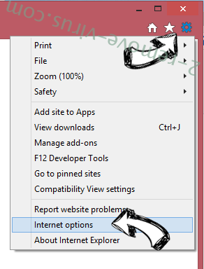 Like Of The Year adware IE options