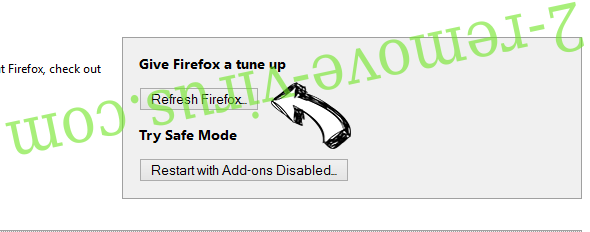 Hanstrackr Firefox reset