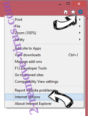 PDF Concverter App IE options