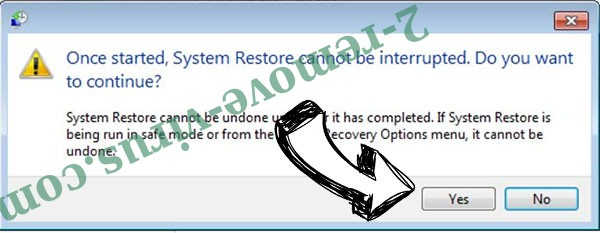 .Uk6ge file virus removal - restore message