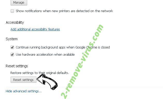 Luckyforbet.com Chrome advanced menu