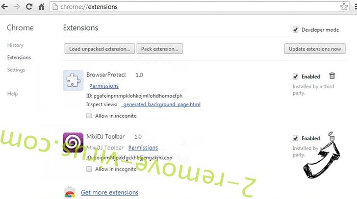 Luckyforbet.com Chrome extensions remove