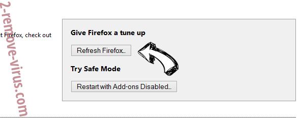 Luckyforbet.com Firefox reset