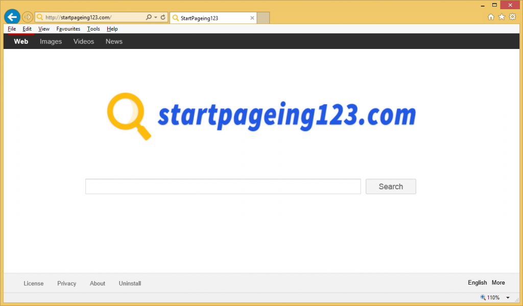 StartPageing123 Virus