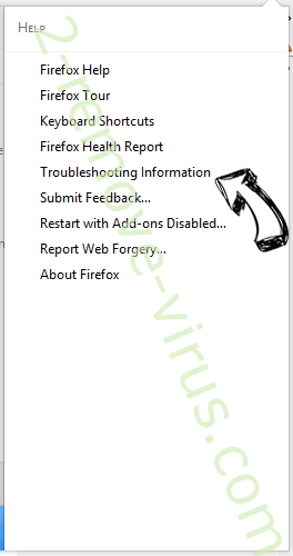 Search.searchnewvfr.com Firefox troubleshooting