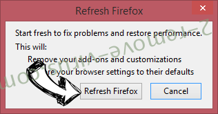 Cultsearch.pw Redirect MAC Firefox reset confirm