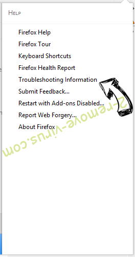 Search.coloringhero.com Firefox troubleshooting