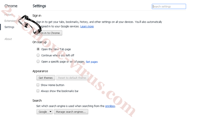 BestSaveForYou Chrome settings