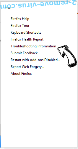 Initial Page 123 Firefox troubleshooting
