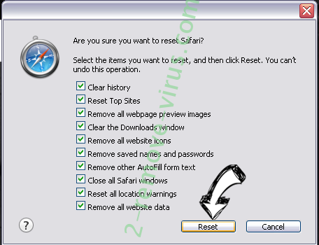 search.snapdo.com Safari reset
