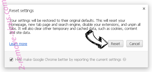 Outbyte PC Repair Chrome reset