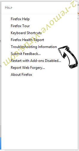 SearchSpace Redirect Virus Firefox troubleshooting