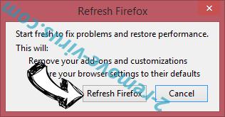 Romagetukio.club Firefox reset confirm