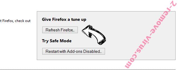 Romagetukio.club Firefox reset
