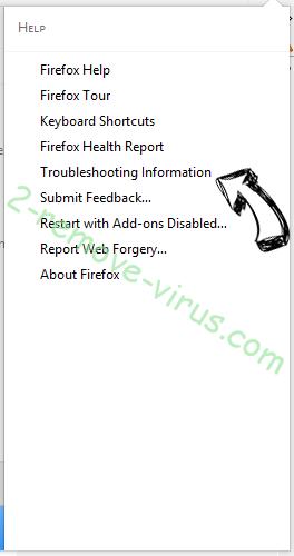 Wod007.com Firefox troubleshooting