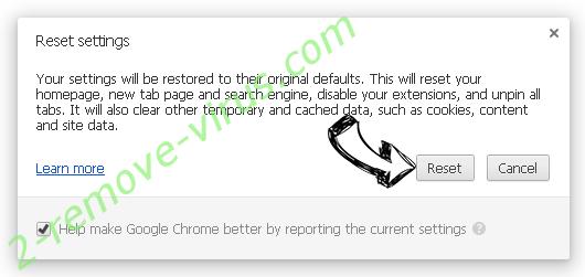 Search.clarobuscar.com Chrome reset