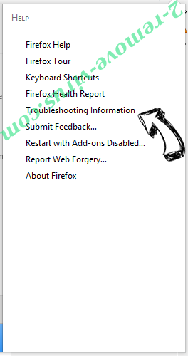 Hmysearchassistance.com Firefox troubleshooting