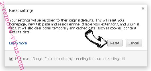 Alhea.com hijack Chrome reset