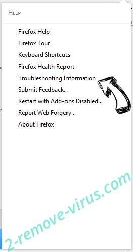 Pup.optional.trovi Firefox troubleshooting