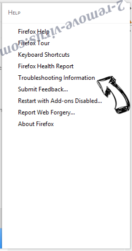 Open Software Updater Firefox troubleshooting