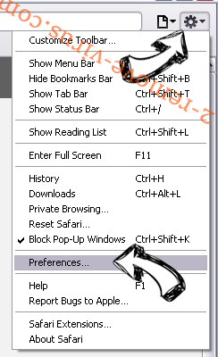 FreeArticleSkimmer toolbar Safari menu