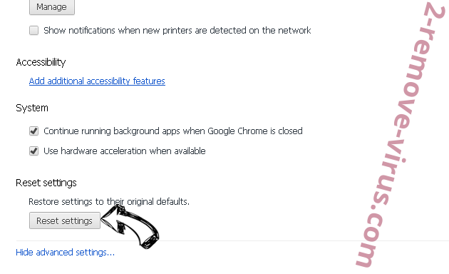 Lorybnfh.com Chrome advanced menu