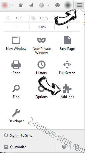 Searchdefenderlive.com Firefox add ons