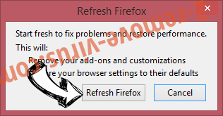 YTD Video Downloader Firefox reset confirm