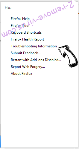 Homepage.re Firefox troubleshooting