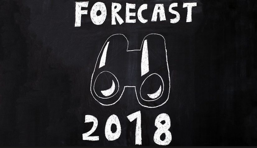 Cyber threat forecasts for 2018