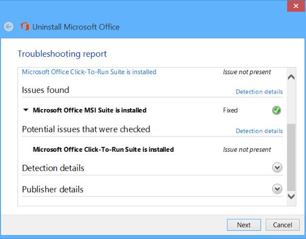 Microsoft Word Repair